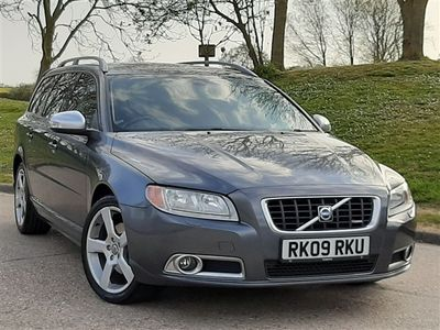 used Volvo V70 2.0 D R-DESIGN PREMIUM - HIGH SPEC