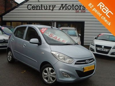 used Hyundai i10 1.2 ACTIVE 5d - ONE FORMER KEEPER
