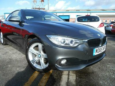 used BMW 418 4-Series CoupeSE (Business Media) 2d