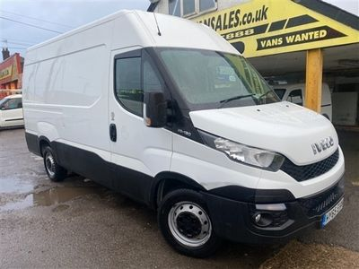 used Iveco Daily 35S13V MWB NEW SHAPE