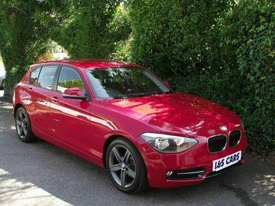 used BMW 116 1 Series 1.6 i Sport Hatchback 5d