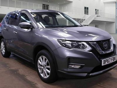 used Nissan X-Trail 1.6 dCi Acenta (s/s) 5dr