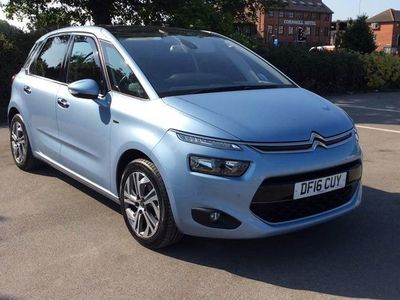 used Citroën C4 Picasso 1.6 BlueHDi Exclusive+ 5dr