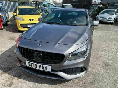 used Mercedes CLA220 Shooting Brake Cla Class 2.1 d Sport 7G-DCT 4MATIC (s/s) 5dr