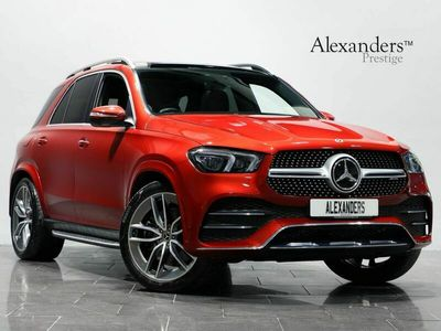 used Mercedes GLE450 AMG GLE 3.0EQ Boost AMG Line (Premium Plus) G-Tronic 4MATIC (s/s) 5dr (7 S, 2019 (69)