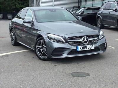 used Mercedes C300 C ClassAMG Line Premium 4dr 9G-Tronic 2.0