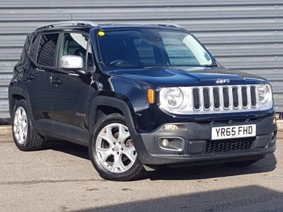 used Jeep Renegade 1.4 Multiair Limited 5Dr