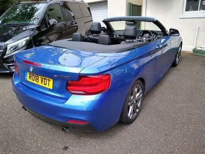 used BMW M240 2 Series 3.0Auto (s/s) 2dr