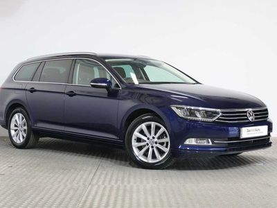 used VW Passat Estate SE Business 2.0 TDI SCR 150PS 7-speed DSG diesel estate