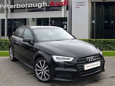 used Audi A3 35 Tfsi Black Edition 5Dr S Tronic