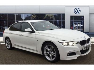 used BMW 320 3 Series d M Sport 4dr Step Auto Diesel Saloon 2.0