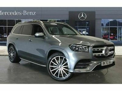used Mercedes GLS400 4Matic AMG Line Premium + 5dr 9G-Tronic Diesel Estate 2.9