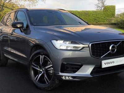 used Volvo XC60 2.0 D4 R Design 5Dr Geartronic