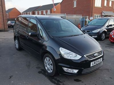 used Ford Galaxy 2.0 TDCi Zetec Powershift 5dr