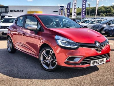 used Renault Clio 0.9 TCE 90 GT Line 5dr