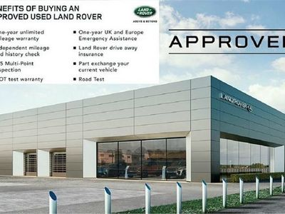 used Land Rover Discovery 3.0 SDV6 (256hp) SE Tech