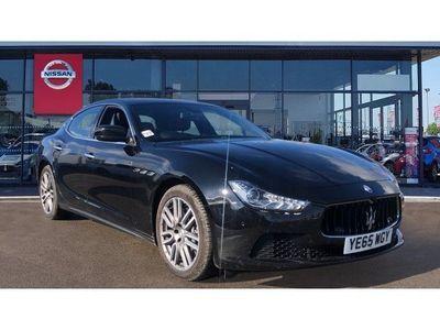 used Maserati Ghibli V6d 4dr Auto [Luxury Pack]