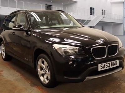 used BMW X1 2.0 XDRIVE18D SE 5d 141 BHP + GREAT SERVICE HISTORY + GREAT EXAMPLE FIRST TO SEE WILL BUY