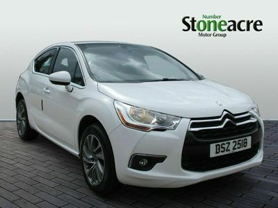 used Citroën DS4 1.6 e-HDi 115 Airdream DSign 5dr