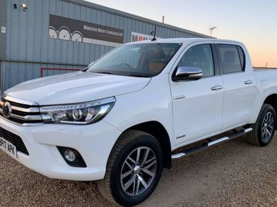 used Toyota HiLux DIESEL AUTOMATIC PICKUP