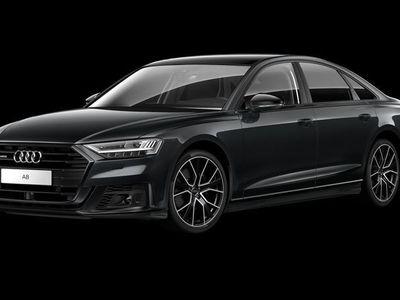 used Audi A8 50 TDI Quattro Black Edition 4dr Tiptronic