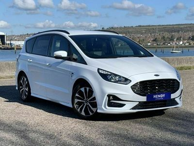 used Ford S-MAX 2.0 EcoBlue 190 ST-Line 5dr Auto
