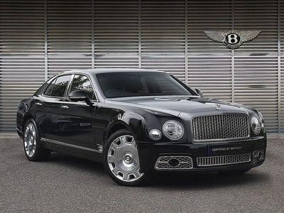 used Bentley Mulsanne V8 Mulliner Driving Spec 4dr Auto 6.8