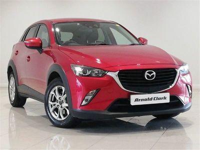 used Mazda CX-3 1.5d SE-L Nav 5dr
