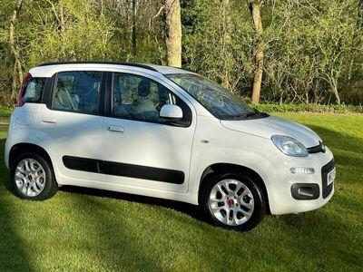 used Fiat Panda 1.2 8v Lounge 5dr (EU5)