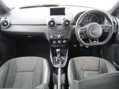 used Audi A1 Sportback 1.6 TDI Black Edition 5dr special editions