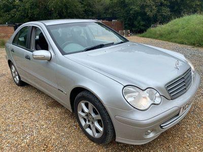 used Mercedes C200 C Class 1.8Kompressor Classic SE 4dr
