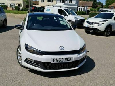 used VW Scirocco 1.4 TSI 3dr