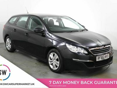used Peugeot 308 BLUE HDI S/S SW ACTIVE 1.6 5dr