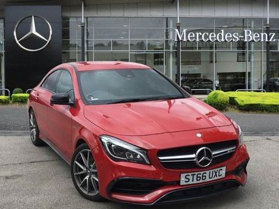 used Mercedes CLA45 AMG CLA[381] 4Matic 4Dr Tip Auto