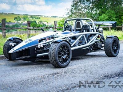 used Ariel Atom 3 AtomSUPERCHARGED 2008 FULLY LOADED AND FACTORY HISTORY, 2008, not known, 16000 miles.