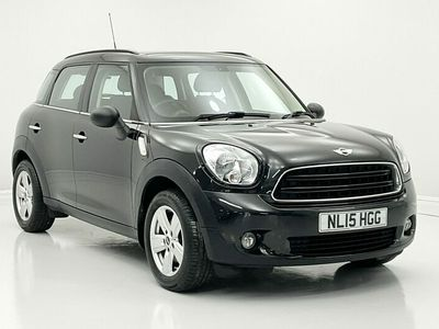 used Mini One Countryman 1.6 5dr [Pepper Pack]