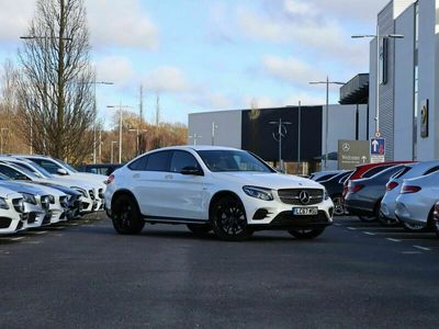 used Mercedes GLC43 AMG GLC Coupe4Matic Premium Plus 5dr 9G-Tronic