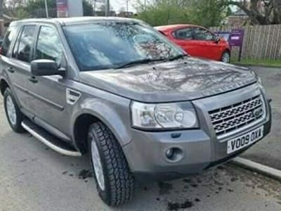 used Land Rover Freelander Station Wagon 2.2 Td4 SE 5d Auto