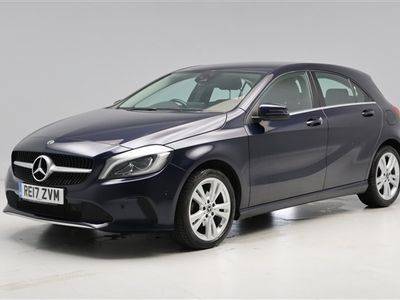 used Mercedes A180 A ClassSport Premium 5dr - HEATED LEATHER - PARKING SENSORS - LED HEADLIGHTS 1.5