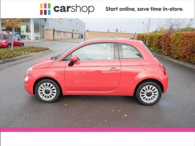 used Fiat 500 1.2 Lounge 3dr Bluetooth