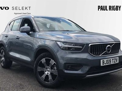 used Volvo XC40 T4 AWD Inscription Automatic (Leather estate