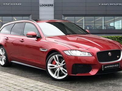 used Jaguar XF Sportbrake 3.0d V6 S 5dr Diesel Auto (s/s) (300 ps)
