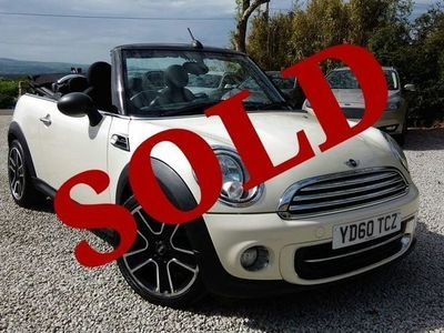 used Mini One Cabriolet 1.6 ONE 2d 98 BHP 2-Door