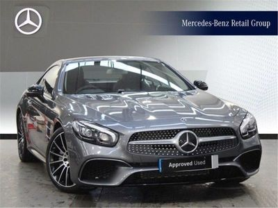 used Mercedes SL400 SL-ClassGrand Edition 2Dr 9G-Tronic