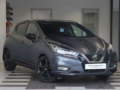 used Nissan Micra (New) Tekna