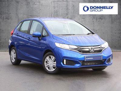used Honda Jazz 1.3 i-VTEC S 5dr