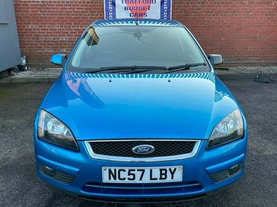 used Ford Focus Hatchback 2.0 TDCi Titanium 5d (Euro 4)
