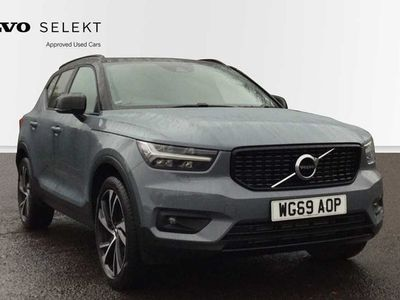 used Volvo XC40 2.0 D4 [190] R Design Pro 5Dr Awd Geartronic
