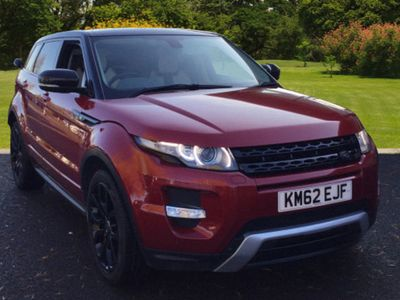 used Land Rover Range Rover evoque 2.2 Sd4 Dynamic 5Dr Auto [Lux Pack]