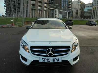 used Mercedes GLA250 GLA Class 2.0AMG Line 7G-DCT 4MATIC 5dr SUV 2015